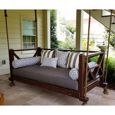 four oak designs the seaside designer daybed swing bed outdoors