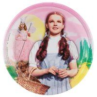 The Wizard of Oz Dinner Plates