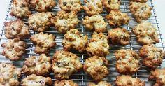 昔から作ってるナッツとシリアルがザクザクなクッキー 流行りのグラノーラを使えば、一層食感が楽しい仕上がりに♪