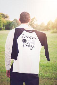 Dream one size too big + The Mission Bound Shop #teammissionbound