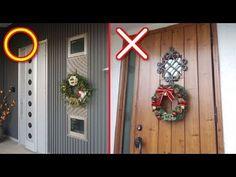 風水は玄関から!お金持ちはやっている運気、金運アップ術!多くがやっているNGな物とは?【知ってよかった雑学】 - YouTube Winter Time, Feng Shui, Wonders Of The World, Christmas Wreaths, Clock, Holiday Decor, House, Youtube, Home Decor