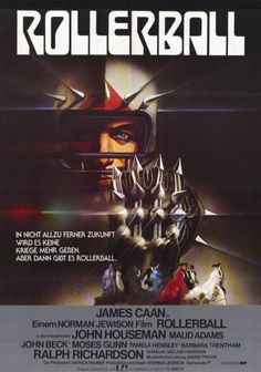 rollerball poster 1975 - Google Search
