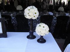 Number of flowers in pomander centerpiece :  wedding centerpiece flower pomander Pomander Candlestick  (with different flowers!)