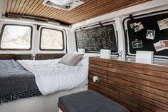 The Vanual Camping Van