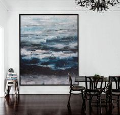 Buy emotional sea, Acrylic painting by Elena Petrova on Artfinder. Discover thousands of other original paintings, prints, sculptures and photography from independent artists.