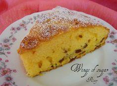 Torta di zucca e uvetta, ricetta - ricette con la zucca- ricetta torta di zucca