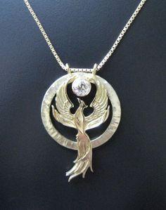 Phoenix Rising Pendant