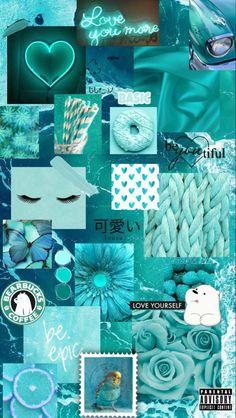 Mint Green Wallpaper Iphone, Cute Blue Wallpaper, Iphone Wallpaper Themes, Rainbow Wallpaper, Iphone Wallpaper Tumblr Aesthetic, Cute Patterns Wallpaper, Iphone Background Wallpaper, Retro Wallpaper, Butterfly Wallpaper