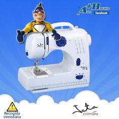 Maquina de coser Jata MMC675N Portatil