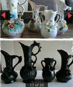 old ugly vase new modern pretty life