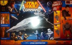 Star Wars Command Return of The Jedi Star Destroyer by Hasbro 2014   eBay