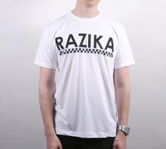 Razika T-shirt White