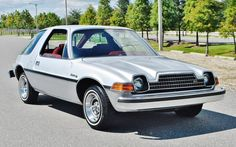 Mile 1978 AMC Pacer - - Owning an AMC Pacer probably isn't on most people's bucket list, but when any classic car pops up on the market in this kind of condition and with this low of mileage, we take notice. The seller spends most. Panamera Sport Turismo, Electric Motor For Car, Pontiac Fiero, Ferrari 288 Gto, Monster Energy Nascar, American Motors, Us Cars, Classic Cars Online, Retro Cars