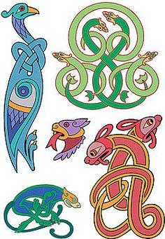 .celtic patterns