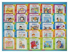 Lot 25 Childrens Sight Word Readers Preschool Kindergarten Learn to Read Books >>> Check this awesome product by going to the link at the image.