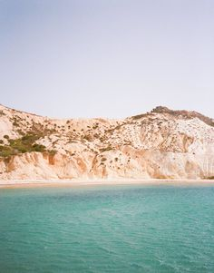 milos greece, our favoritebeach - a house in the hills - interiors, style, food, and dogs