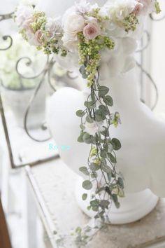 2013.2.1 花冠と小さなボールブーケとリストレット : Ro:zic die floristin