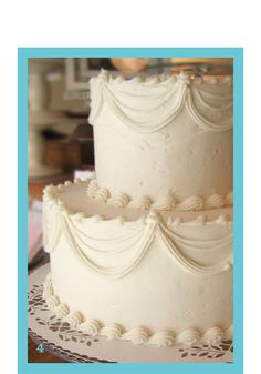 Beautiful Ercream Magpies Cakes Knoxville Tn Wedding Pinterest Magpie