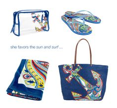 Gifts for Mom: she favors the sun and surf ...