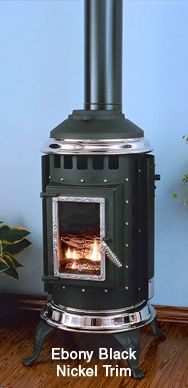 Thelin Parlour Dv Gas Stove Porcelain In 2020 Direct Vent Gas Stove Pellet Stove Gas Stove