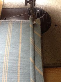 Sew Passionate: Sewing A Parsons Chair Slipcover
