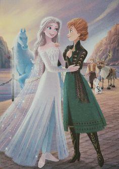 Frozen Film, Frozen Art, Frozen And Tangled, Frozen Elsa And Anna, Olaf Frozen, Cute Frozen, Elsa Anna, Princess Movies, Disney Princess Frozen