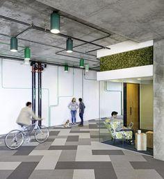 Cisco Headquarter, San Francisco, 2013 - Studio O+A