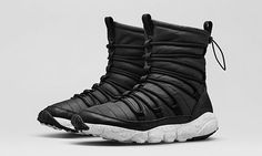 In gearing up for the colder months, Nike has dropped off its new Footscape Route Sneakerboot. The women's footwear option is primed and ready to keep you warm this winter, upon featuring an extended leather and synthetic upper with…