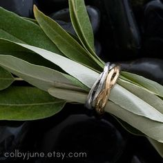 Twisty Ring. This is the one!