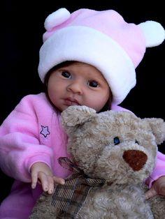 Ashton Drake Kara S First Steps Waltraud Hanl Doll With