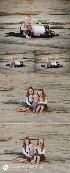 Family photo session celebrating Oaklen turning 1.  Photographed on the coast of Western Australia, Hamelin Bay.