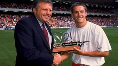 BBC Sport - Michael Owen: A career in pictures Michael Owen, Sport Football, My Hero, Bbc, Career, Baseball Cards, Sports, Kids, Pictures
