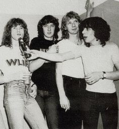 Early Def Leppard with Pete Willis