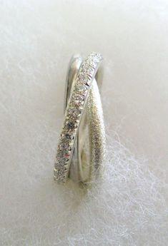 Edlen Schmuck russische Hochzeit Ring Verlobungsring von Amallias