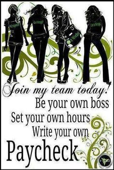 Join a winning team, gain financial freedom, make your own hours, and change your life!