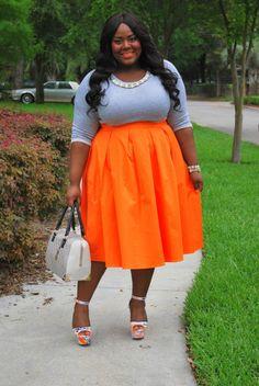 Musings of a Curvy Lady, Plus Size Fashion, Women's Fashion, ELoquii, Pink Clubwear, ShoeDazzle, Rhoda Wedges