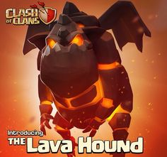 If you have ever struggled with a lava hound in the enemy clan castle in Clash of Clans, this might be your new favorite video. Clash Of Clans Attacks, Clash Of Clans Game, Clash Clans, Clas Of Clan, Dark Black Wallpaper, Clan Castle, Clash On, Fun Games, The Unit