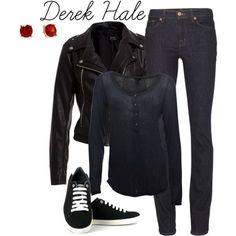 fem!Derek Hale