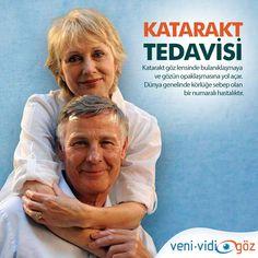 Katarakt dünya genelinde körlüğe sebep olan bir numaralı hastalıktır.