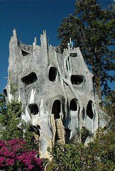 Bijzonder huis: Crazy House, Vietnam