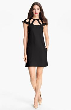 Love this dress!!!  Diane von Furstenberg A-Line Dress available at #Nordstrom