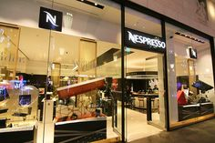 Nespresso replaces Bluewater pop-up with permanent boutique