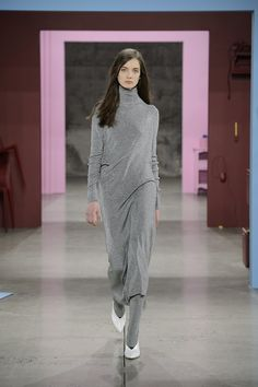 Tibi Fall 2017 Collection Photo by ImaxTree Casting: Jon James Casting