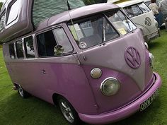Volkswagen Campervan Buses - 1964 (Pink) | by imagetaker! | re-pinned by http://facebook.com/southfloridah2o