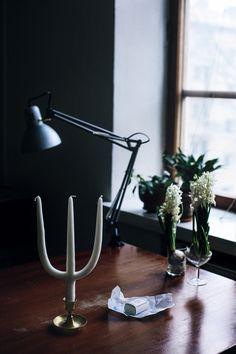 Desk Lamp, Table Lamp, Sweet Home, Dream Apartment, Interior Inspiration, Lily, Candles, Soap, Christmas