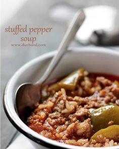 Soup Recipes Yum Yum : theBERRY