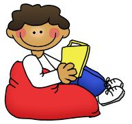 Clipart on Pinterest | Reading Resources, Clip Art and Student ...