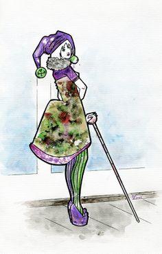Pose for me - by Karina Zyga (Vistingri)