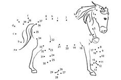 cycle 1 Horse Coloring Pages, Coloring Sheets, Coloring Books, Stage Equitation, Poney Club, Horse Cartoon, Kids Study, Horse Care, Pony