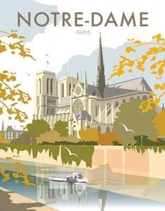 $8.41 AUD - Notre- Dame Cathedral, Paris Fridge Magnet (Se) #ebay #Collectibles